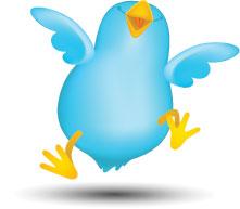 Dancingtwitterbird
