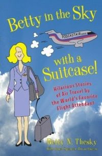 Betty in the Sky with a Suitcase book