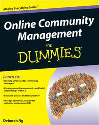 Online-Community-Management-for-Dummies-cover