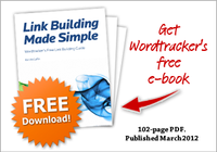 Wordtracker Link Building PDF