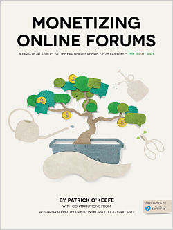 Monetizing Online Forums free ebook