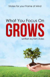 What You Focus On Grows Book
