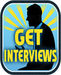 List with us to Get Interviews!
