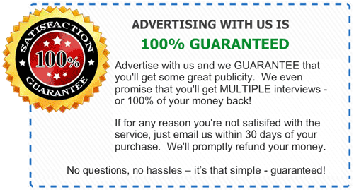 Our Ads are Guaranteed to Get You Interviews!