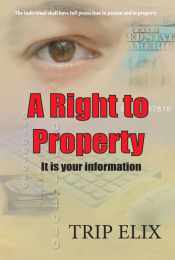 A Right to Property Book Cover