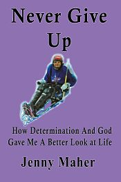 Never Give Up Book Cover