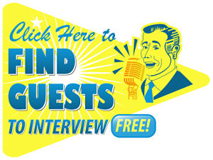 How to Find Radio Show and Podcast Guests