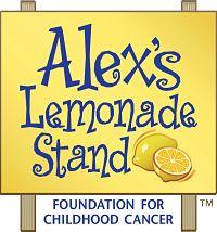 Alexs Lemonade Stand logo