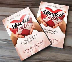 Mended Faith book