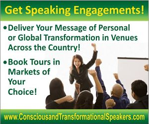 Conscious Transformational Speakers
