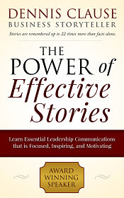 The Power of Effective Stories book