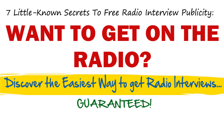 How to Get on Radio Interviews Media Training