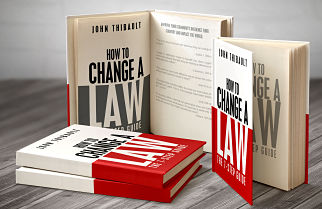 How to Change a Law books
