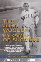 John Wooden Pyramid of Success Book