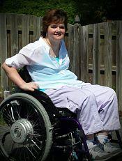 Jenny Maher Inspirational Quadriplegic