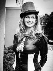 Steampunk Numerologist Brittany Johnson