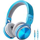 Wired Headphones with Microphone & Volume Control