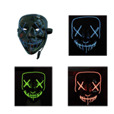 Halloween LED Mask