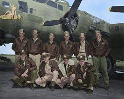 8th Air Force Crew