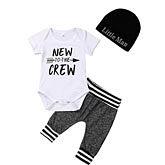 Baby Bodysuit & Pants Set