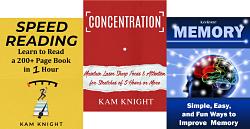 Kam Knight Books