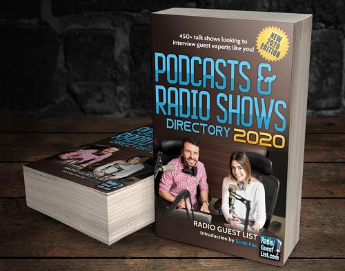 Big Podcasts Radio Shows Directory Ebook 500