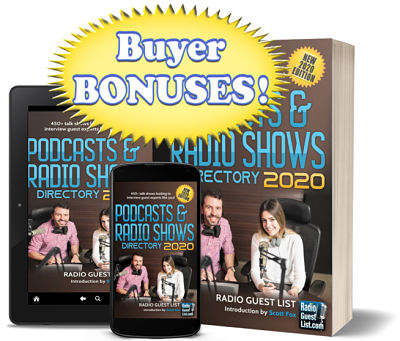 Podcasts Shows Directory Bonus Offers
