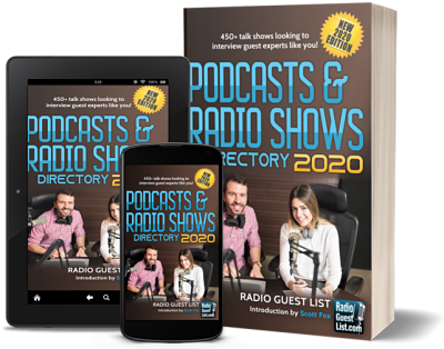 Podcast Publicity and Radio Show Directory Ebook 400