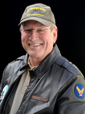 Steve Snyder, 8th Air Force Historian and Author