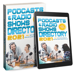 Podcast Publicity Interviews Directory 300