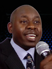 Anthony Muiruri, Motivational Speaker and Author of Be Good For Good